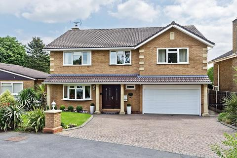6 bedroom detached house for sale - Sandal Rise, Solihull