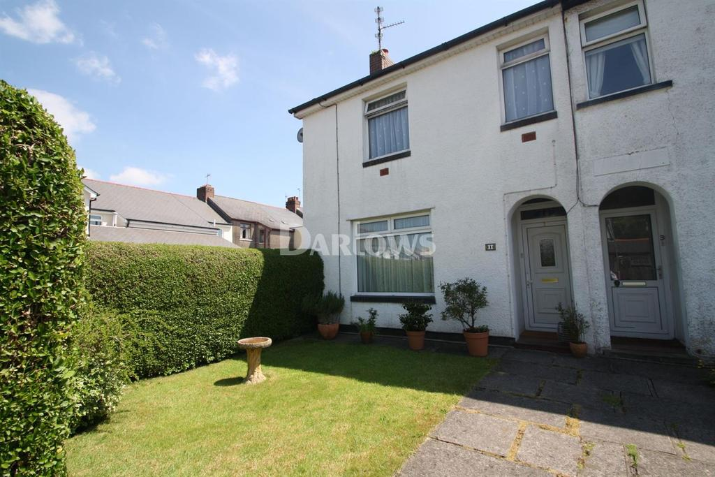 3 Bedrooms Semi Detached House for sale in Pantbach Place, Birchgrove, Cardiff