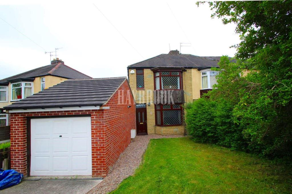 3 Bedrooms Semi Detached House for sale in Strutt Road, Shirecliffe, S3