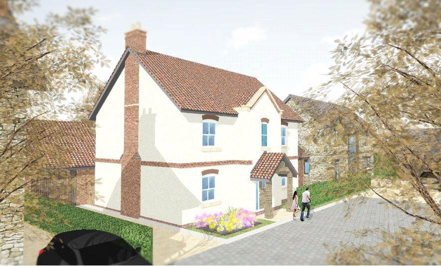 4 Bedrooms Detached House for sale in 617 Court, High Street, LN1