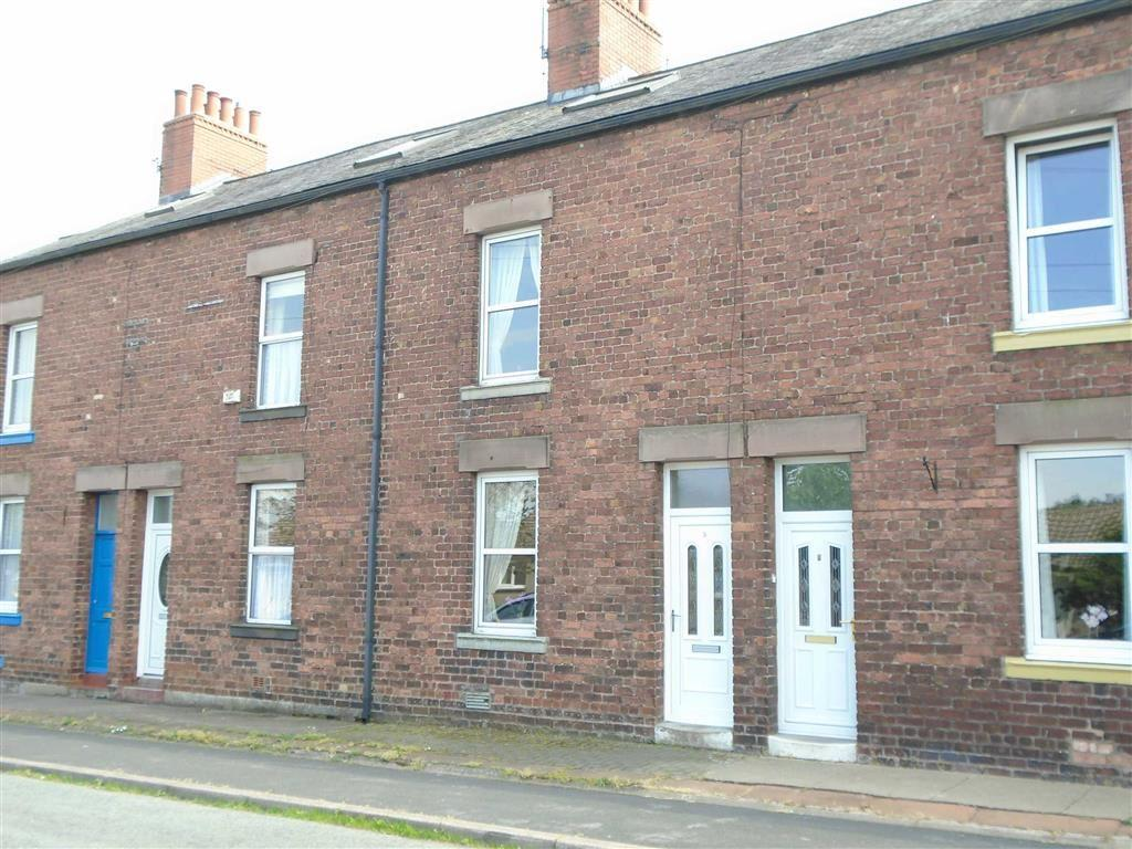 3 Bedrooms Terraced House for sale in Front Street, Fletchertown, Wigton, Cumbria