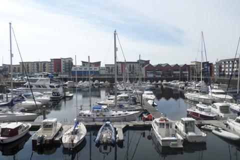 1 bedroom apartment to rent - Weavers House, Marina, Swansea,  SA1 1RU