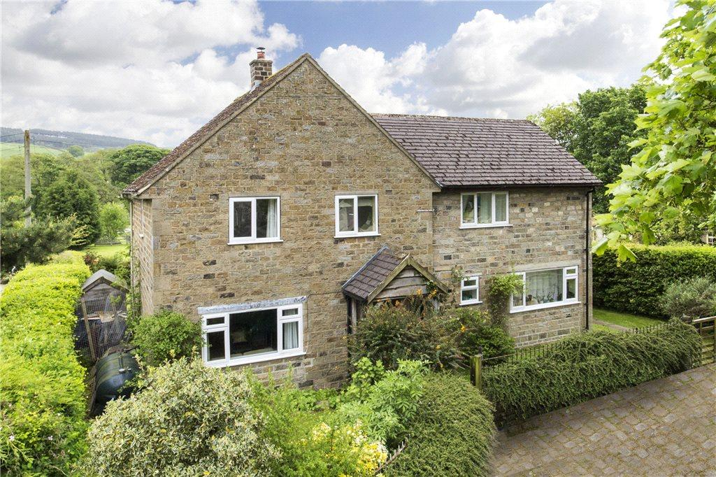 4 Bedrooms Unique Property for sale in The Old Police House, Ramsgill, Harrogate