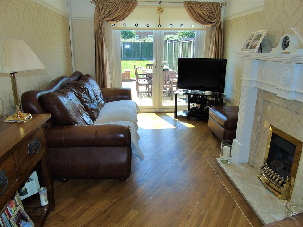 2 Bedrooms End Of Terrace House for sale in Brookhey Drive, Kirkby, Liverpool, L33