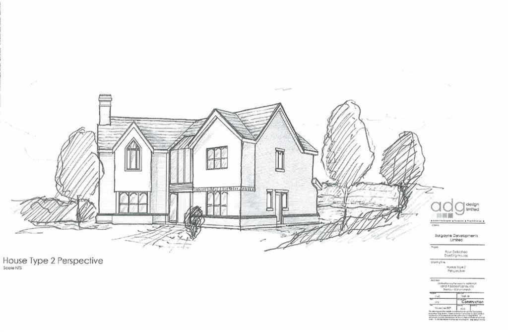 4 Bedrooms Land Commercial for sale in Sarnau, Llanymynech