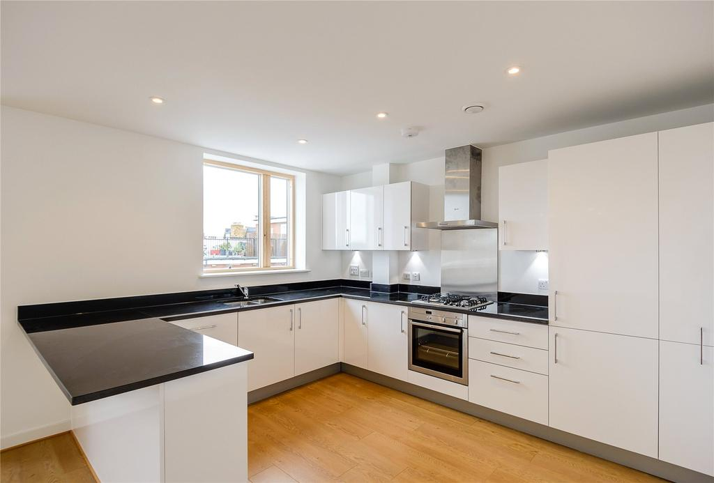 3 Bedrooms Flat for sale in Wesleyan School House, 41 Leswin Road, Stoke Newington, London, N16