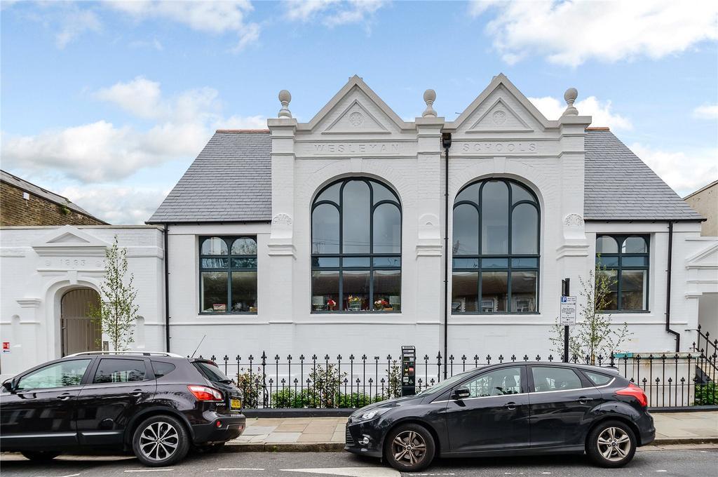 3 Bedrooms Flat for sale in Wesleyan School House, 41 Leswin Road, Stoke Newington, London, N16