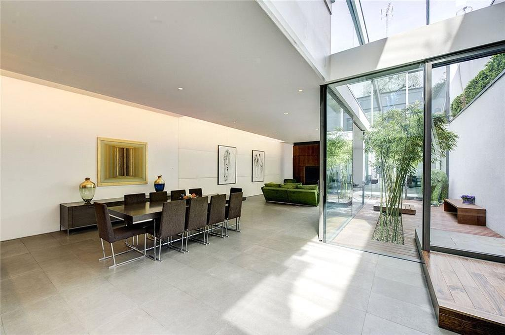 5 Bedrooms Detached House for sale in Portland Road, Notting Hill, Holland Park, London, W11