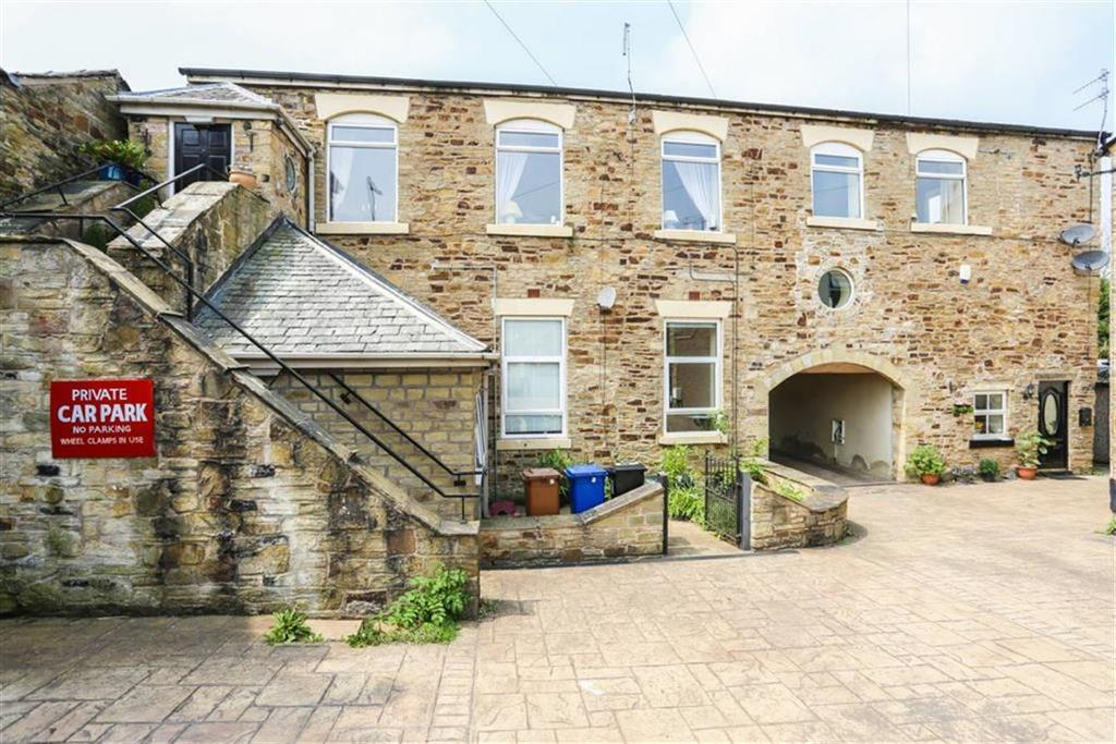 2 Bedrooms Block Of Apartments Flat for sale in Compstall Road, Marple Bridge, Cheshire