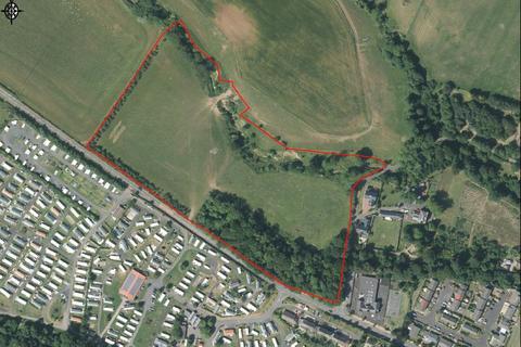 Plot for sale - Bogan Green, Coldingham, Berwickshire TD14