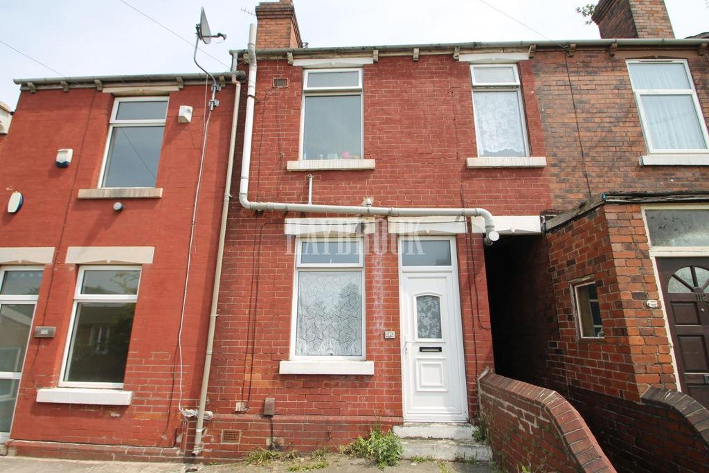 2 Bedrooms Terraced House for sale in St Johns Road, Eastwood