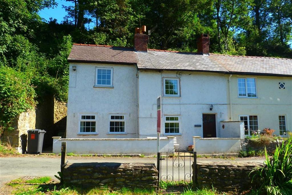 2 Bedrooms Country House Character Property for sale in Penybont Cottages, Dolywern, Llangollen, LL20