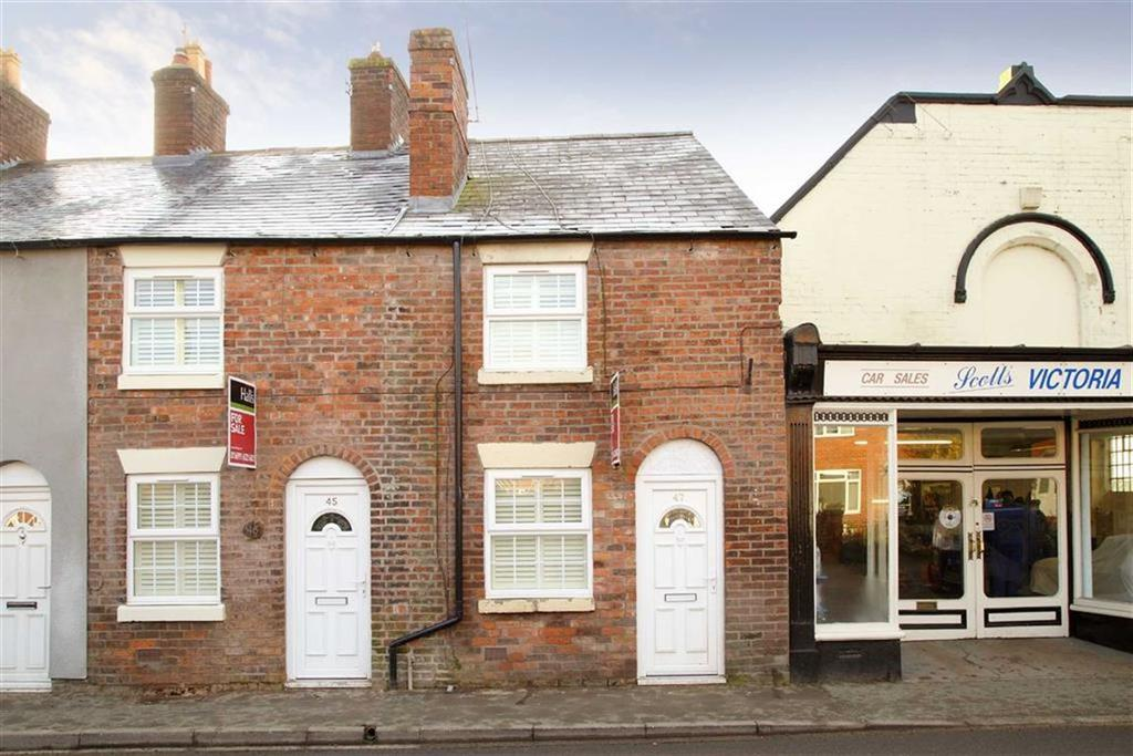 2 Bedrooms Terraced House for rent in Scotland Street, Ellesmere, SY12