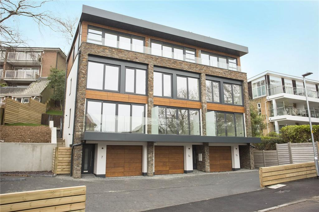 4 Bedrooms End Of Terrace House for sale in Stone House, 7 Alton Road, Poole, Dorset, BH14
