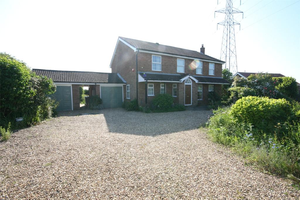 4 Bedrooms Detached House for sale in West End Road, Wyberton, PE21
