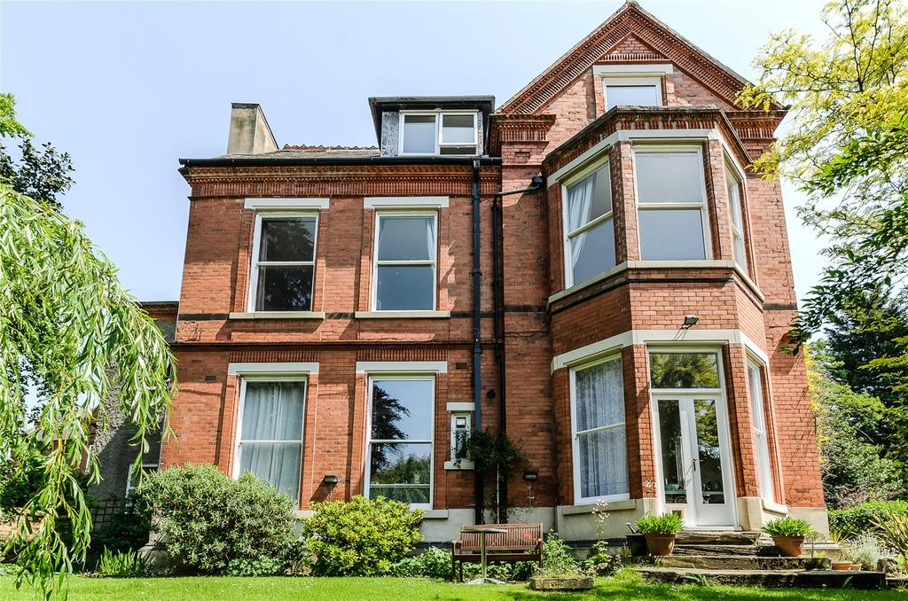 3 Bedrooms Flat for sale in Havelock House, Lucknow Road, Mapperley Park, Nottingham, NG3