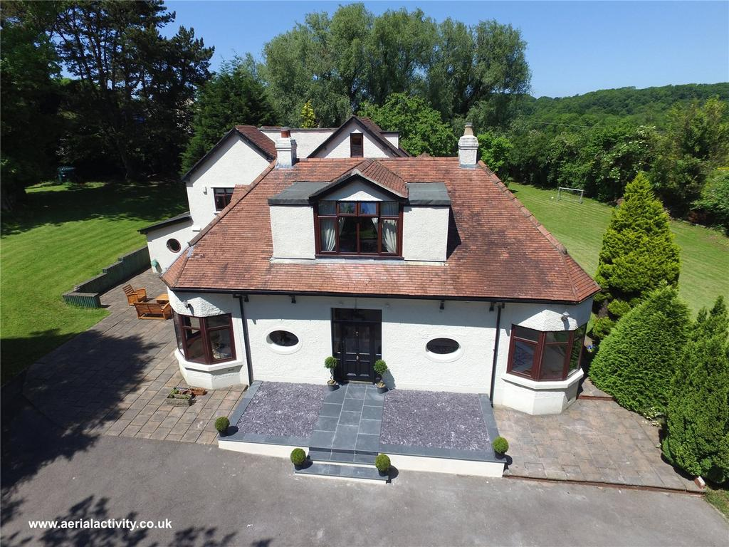 6 Bedrooms Detached House for sale in Cardiff Road, Creigiau, Cardiff, CF15