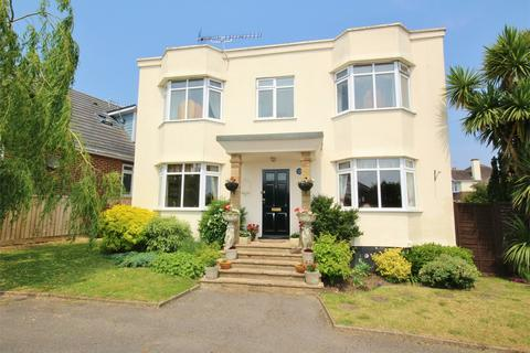 4 bedroom detached house for sale - Harbour Hill Crescent, Oakdale, POOLE, Dorset