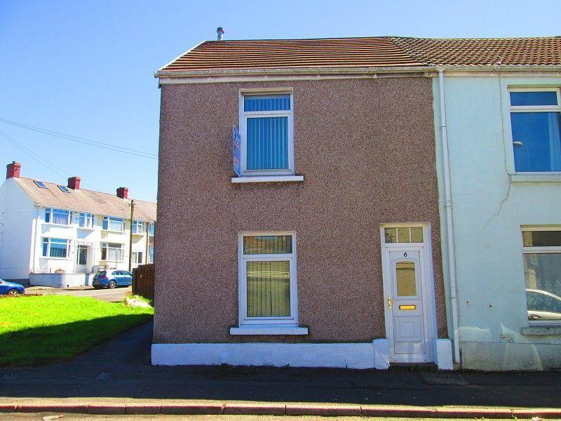 2 Bedrooms End Of Terrace House for sale in Plough Road, Landore, Swansea, City County of Swansea.