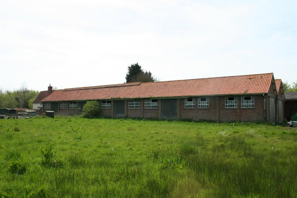 3 Bedrooms Barn Character Property for sale in Brundish, Nr Framlingham, Suffolk