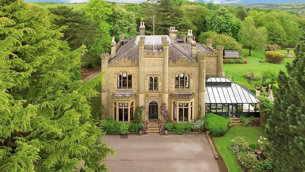 6 Bedrooms Manor House Character Property for sale in Rockwood House, Denby Dale, HD8
