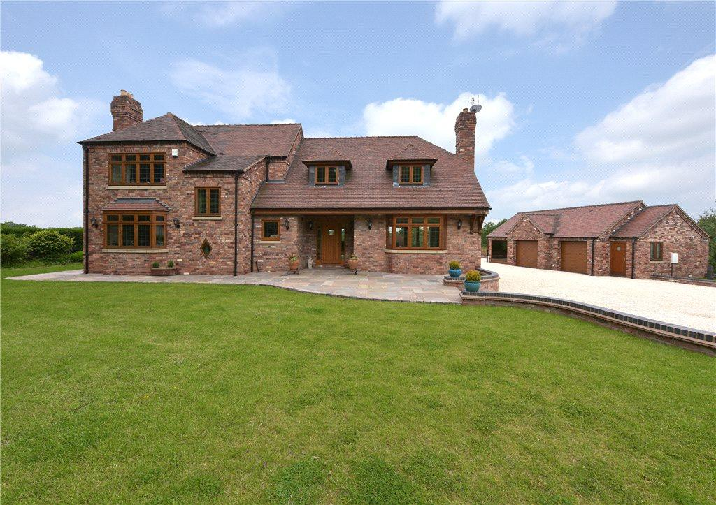 4 Bedrooms Detached House for sale in Galtons Lane, Belbroughton, Stourbridge, West Midlands, DY9