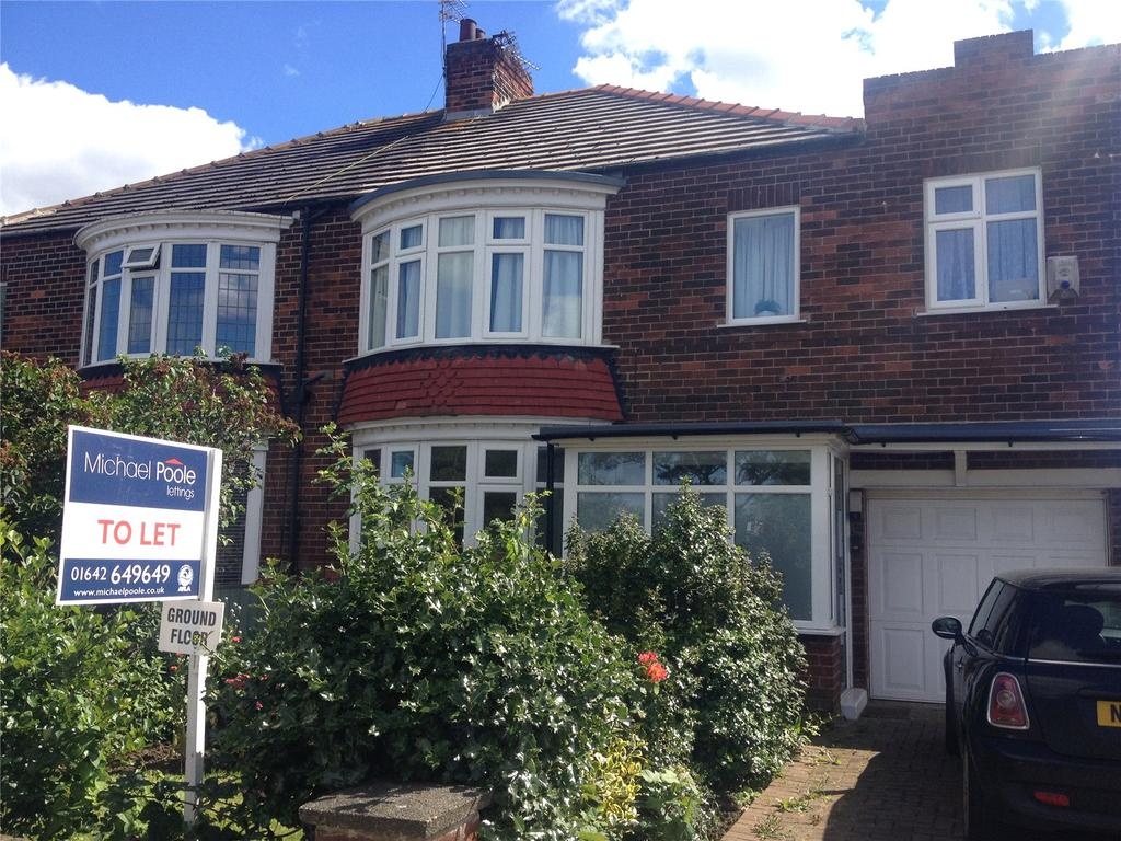 1 Bedroom Flat for rent in Warwick Road, Redcar