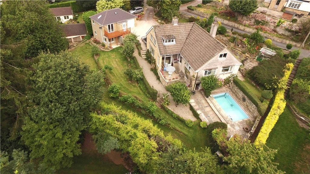 5 Bedrooms Detached House for sale in Applegarth, Orchard Drive, Linton, Wetherby, West Yorkshire