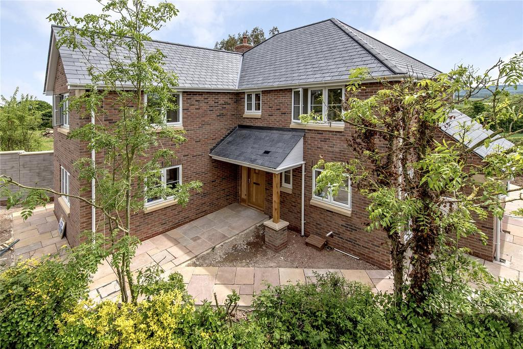 5 Bedrooms House for sale in Stonegallows, Taunton, Somerset, TA1