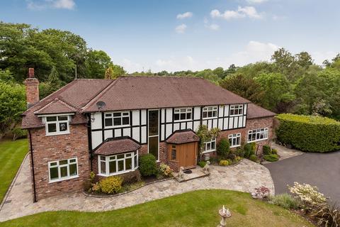 3 bedroom detached house for sale - Adlington Road, Wilmslow