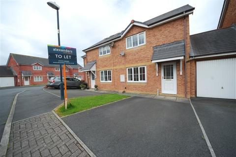 2 bedroom link detached house to rent - Parc Y Llyn, Llanbadarn Fawr