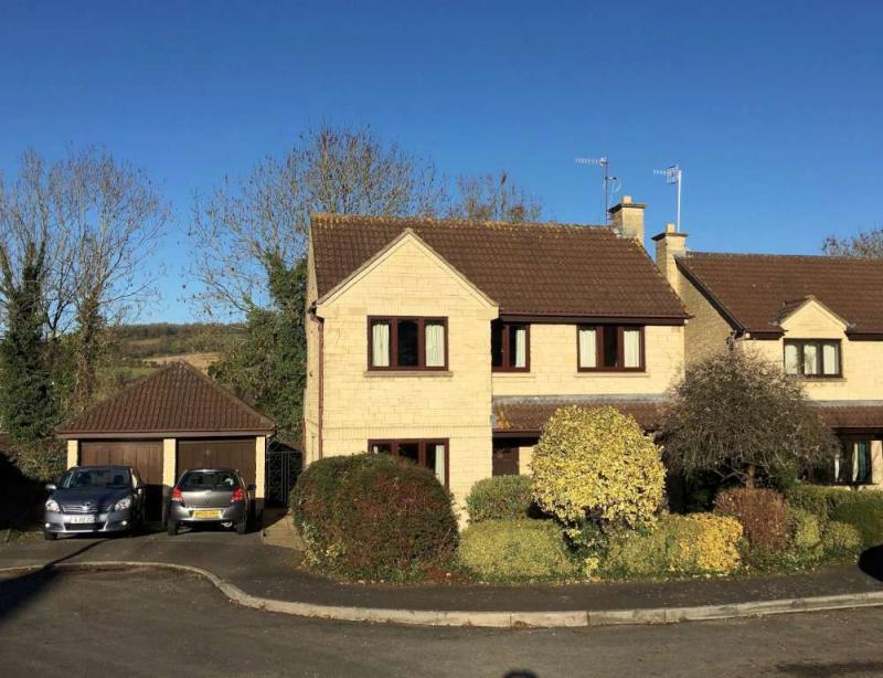 4 Bedrooms Detached House for sale in Bathford