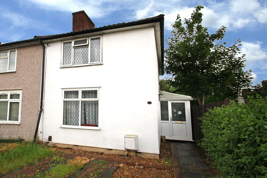 2 Bedrooms End Of Terrace House for sale in Standfield Road
