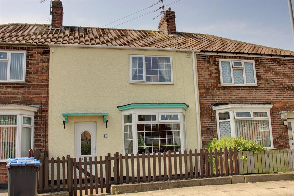 3 Bedrooms Terraced House for sale in Falcon Road, Middlesbrough
