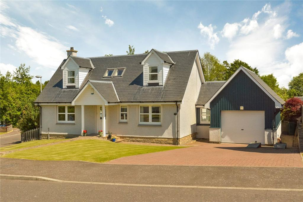 4 Bedrooms Detached House for sale in Orchard House, 4 Cameron Walk, Burrelton, Blairgowrie, PH13