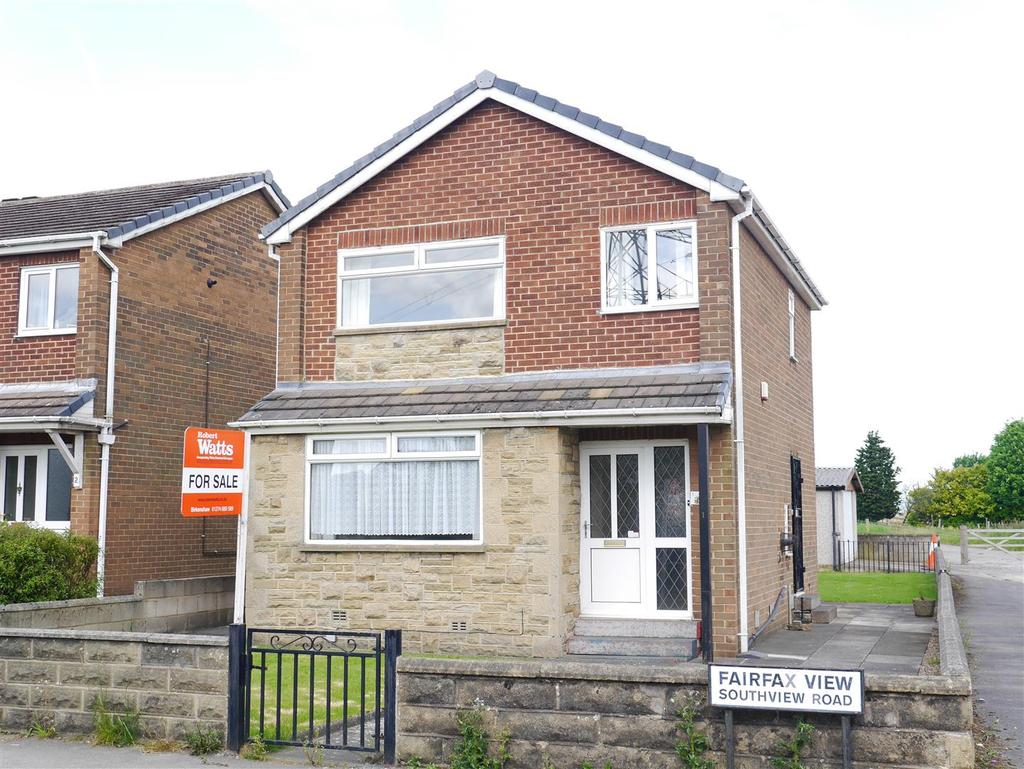 3 Bedrooms Detached House for sale in Fairfax View, South View Road, East Bierley