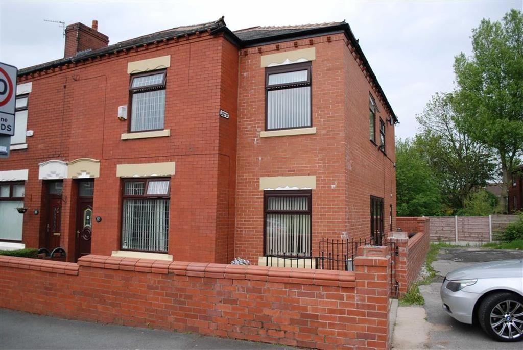 3 Bedrooms End Of Terrace House for sale in Kenyon Lane, Middleton