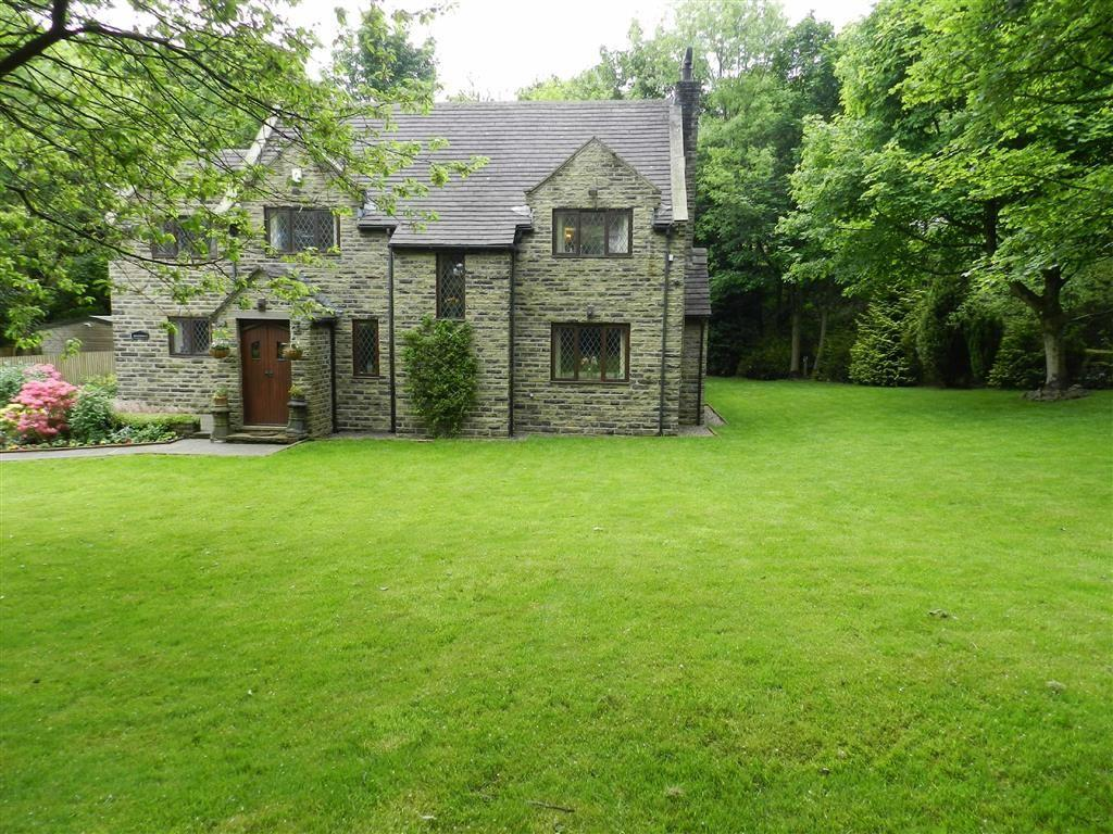 4 Bedrooms Detached House for sale in The Hollow, Meltham, Holmfirth, HD9