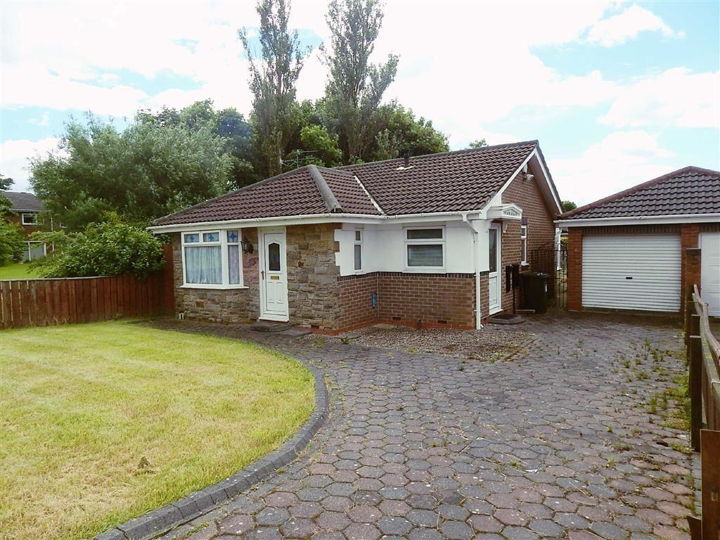 2 Bedrooms Detached Bungalow for sale in Windsor Park, Parklands, Wallsend, NE28