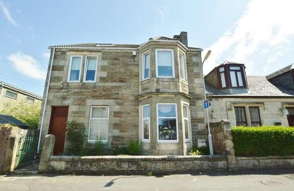 5 Bedrooms Maisonette Flat for sale in 10A Park Road, Saltcoats, KA21 5DH
