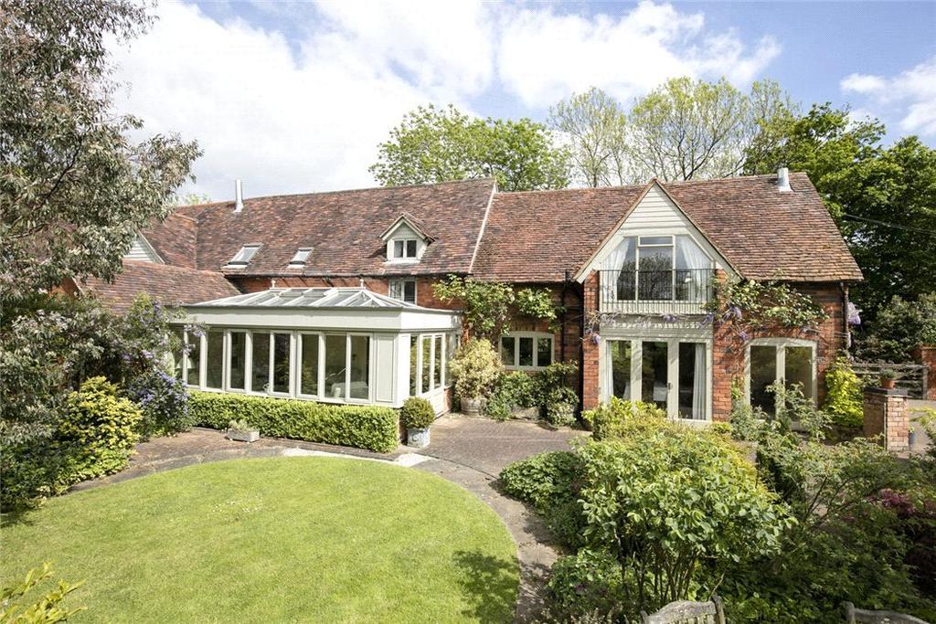 4 Bedrooms Barn Character Property for sale in Breach Lane, Claverdon, Warwick, Warwickshire, CV35