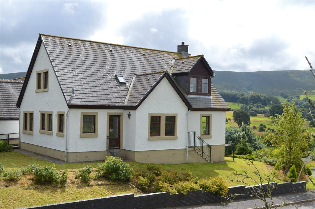 4 Bedrooms Detached House for sale in 2 Brunston Wynd, Dailly, Girvan, South Ayrshire, KA26