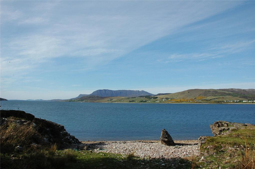 Plot Commercial for sale in Plots At Altnaharrie, Ullapool, Highland, IV26
