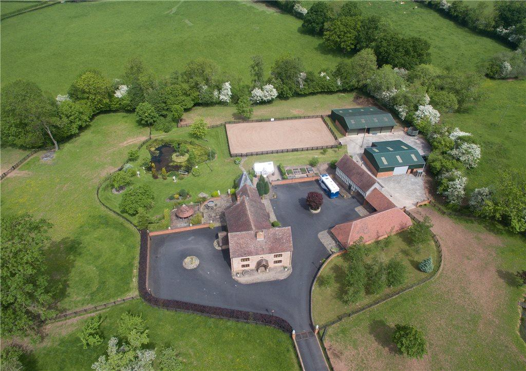 5 Bedrooms Detached House for sale in Stoke Lacy, Herefordshire, HR7