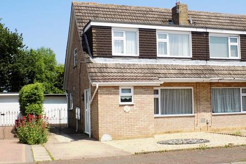 3 bedroom semi-detached house to rent - East Leys Court, Moulton, Northampton