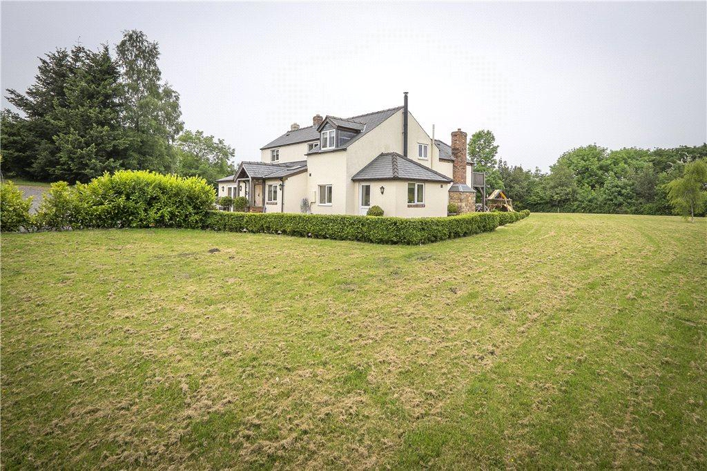 5 Bedrooms Detached House for sale in The Winthills, Office Lane, Knowbury, Ludlow, SY8