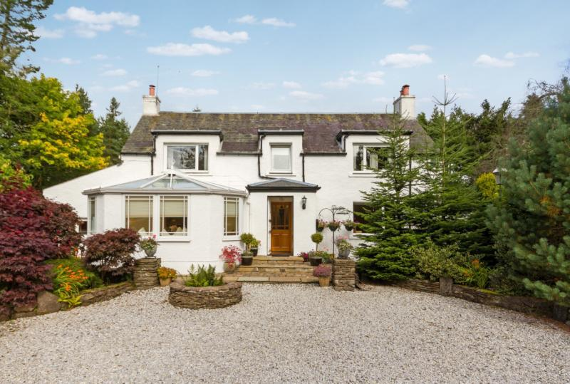 3 Bedrooms Detached House for sale in Muirton Cottage, Muirton, Gleneagles Village, Auchterarder, Perthshire