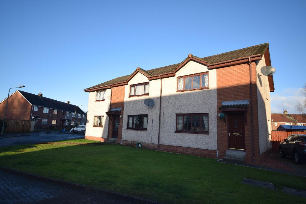 2 Bedrooms Semi Detached House for rent in Baxter Street, Fallin, Stirling, FK7 7ET