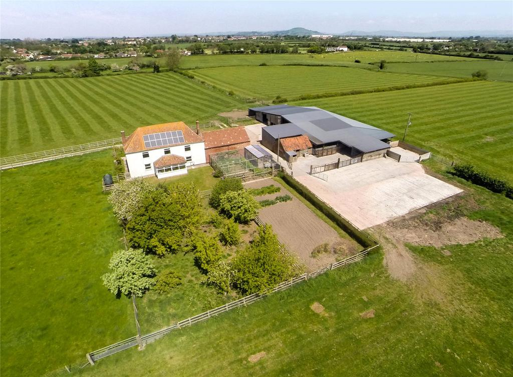 4 Bedrooms House for sale in Main Road, West Huntspill, Highbridge, Somerset, TA9