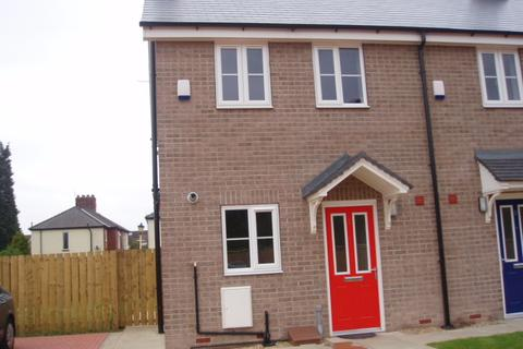2 bedroom townhouse to rent - Winston Churchill Close, Hessle, Hull, East Yorkshire, HU13 9QH